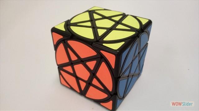 Пентакл куб