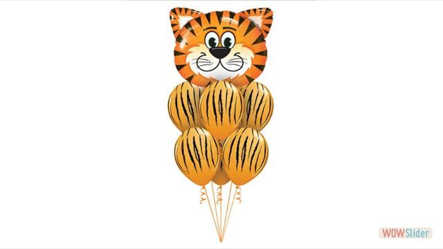 Набор шариков тигруля